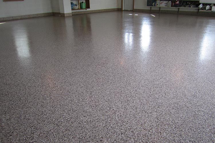 Epoxy Floor Coating Change Your From Dreary To Wow